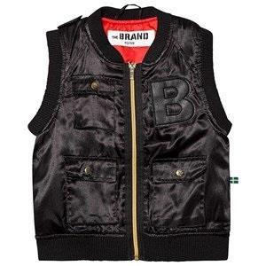 The BRAND B Vest Black 92/98 cm