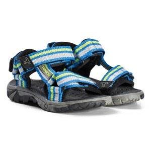 Tenson Tail Sandals Blue 24 EU