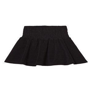 The BRAND Smock Skirt Black 92/98 cm