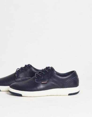 Tommy Hilfiger lighweight city trainers in navy